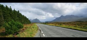 Isle Of Skye Pano II by danUK86