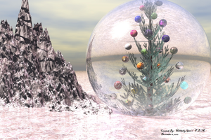 A Touch Of Christmas by Hillbillygirl