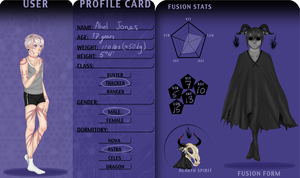 Application Form (Shadows of Hearts RP group) by KaynCo