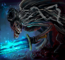 Ludwig The Accursed/Holy Blade by Kraujasz