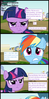 Mysteries of Equestria: Library Robbery: Part 7 by lightningtumble