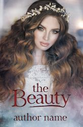 The beauty - Premade Book cover by LondonMontgomery