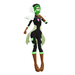 Nephrite (uncorrupted) by HoshichoM