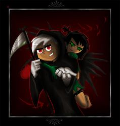 Angels of Darkness by DannyPhantomAddict