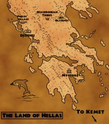 Hellas in the Age of Dedenu by TyrannoNinja