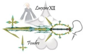 Foudre XII by OnyxChaos