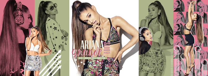 Header Request by arigrande-edits on Tumblr by oursheartsps