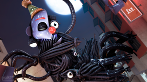 [SFM/Sister Location] Ennard-Man~ by NikzonKrauser