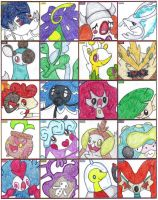 favorite fakemon type meme by FrozenFeather