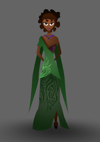 Jungle Princess- Brittney Lee Style by TRBowl