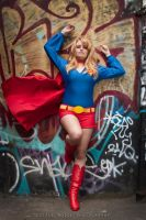 Supergirl 02 by static-sidhe