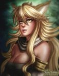 Art Request Reward: Leone (UPD: NSFW available!) by galia-and-kitty