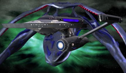 Roddenberry's Worlds III by Hatvok