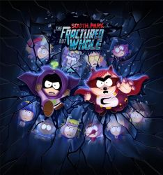 South Park: The Fractured but Whole Poster by capprotti