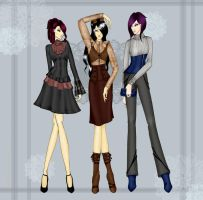 Time Travel Collection by Selenity