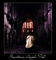 SomeTimes Angels Fall by Shay-