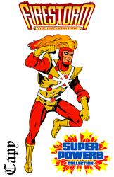 Super Powers - Firestorm by ElCapy