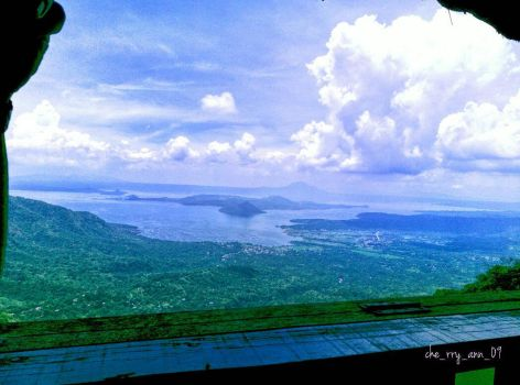 Taal View by che09