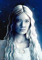 Galadriel by ElConsigliere