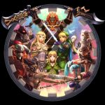 HYRULE WARRIORS by bellhenge