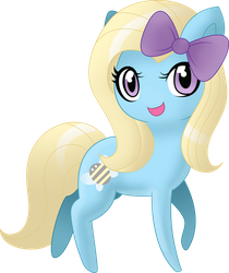 Chibi Honey Bee Shaded by Squeemishness