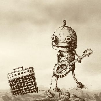 Machinarium Josef by kAMRiS