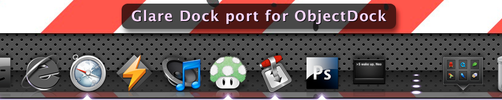 Glare Dock port for OD by nardoxic