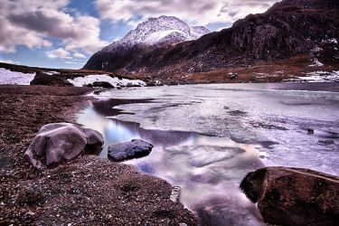 Tryfan by CharmingPhotography
