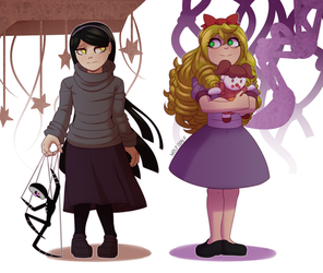 Parallels by Wolf-con-f