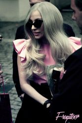 Lady Gaga Photographs by Freziitoo