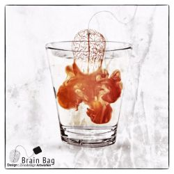 Brain Bag by zinodesign