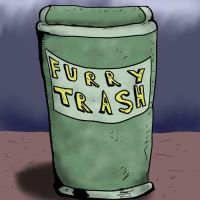 Furrytrash.jpg by Fragraham