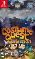 Costume Quest Collection (Nintendo Switch) by marblegallery7