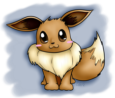 Eevee by UnoleSpirit