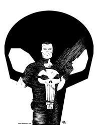 Punisher by BenBASSO