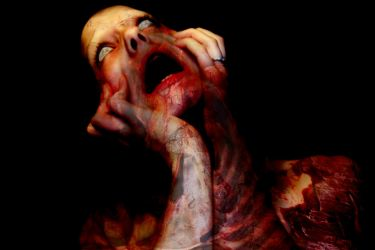 Cannibalistic Suicide by inmate0fmymind
