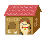 Neko Atsume - Miss Fortune [F2U] by LadyDeVeyre