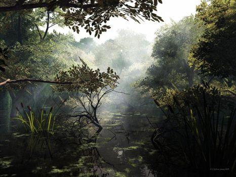 Return to the Swamp by 2753Productions
