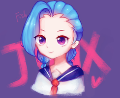 GET JINXED by FishOuO