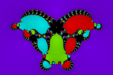 Secant Butterfly by B-JacobDawson