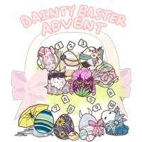 DAINTY EASTER ADVENT- {WINNERS ANNOUNCED} by Pajuxi-Adopts