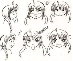 Anime Expression by Annimay
