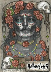Hallowe'en 3 - Day of the Dead by theopticnerve