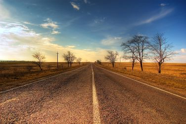 The road to Chernomorsk by Nrvnm