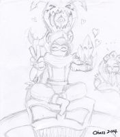 LoL - We are the void-friends ever (Sketch) by chazzpineda