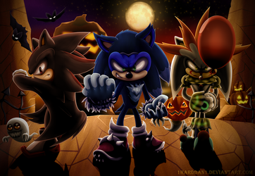 SSS Halloween by 1HardDan1