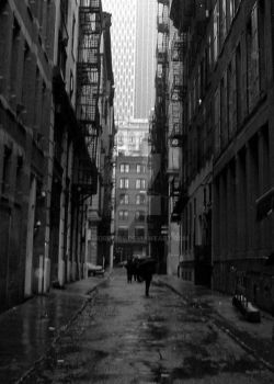 New York Alley by Morbid84