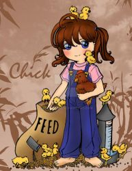 .: Chick Girl :. by Delight046