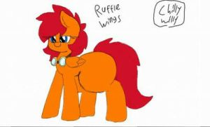 ruffles by Chilly--Willy
