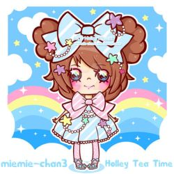 Kawaii Super Chibi Lolita by miemie-chan3